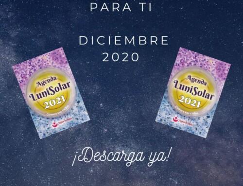 Agenda LuniSolar -Un regalo para ti
