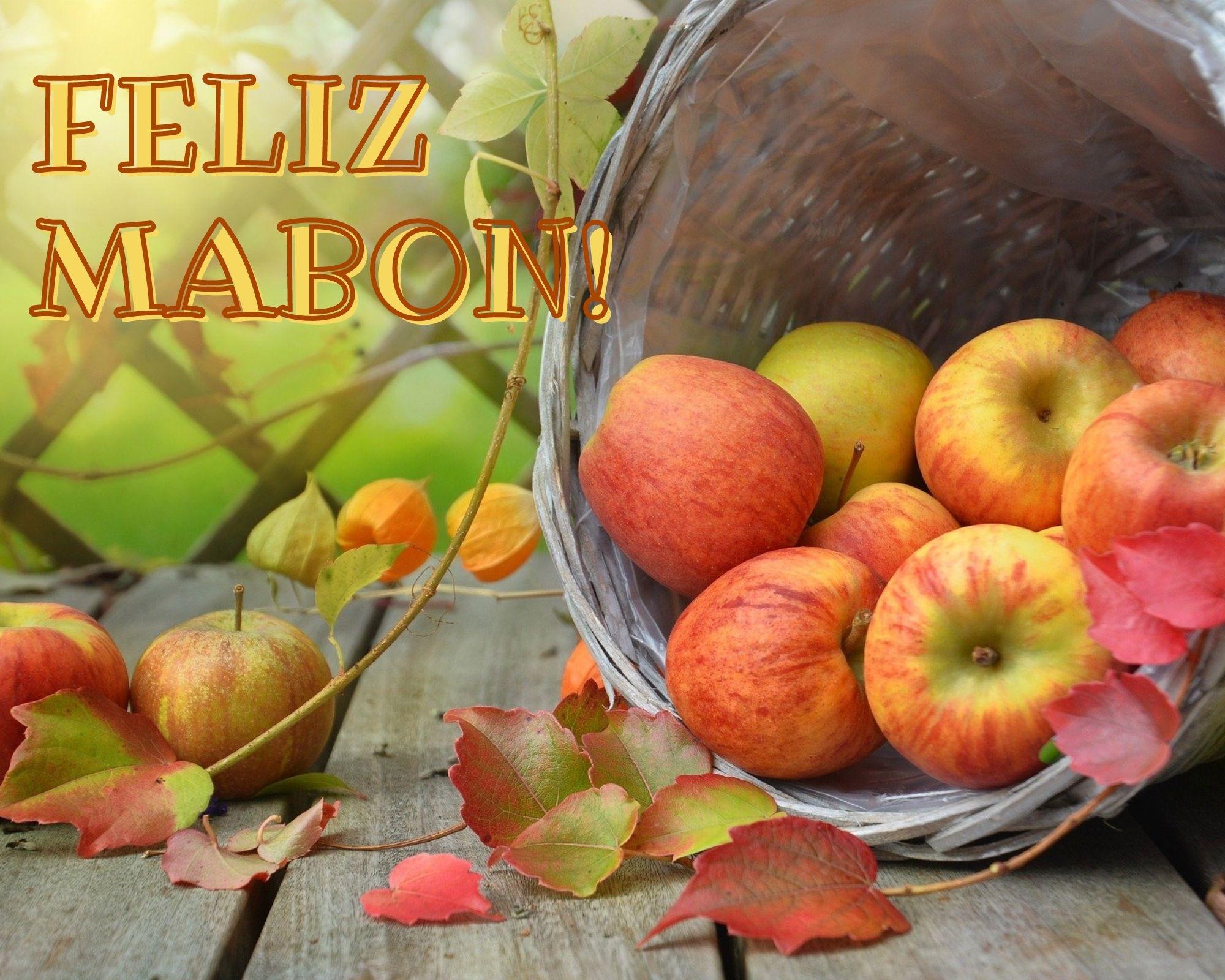 Celebrar Mabon-el equinoccio de Otoño