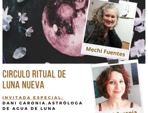 Circulo de Luna Nueva online gratuito-Viernes 16 de octubre