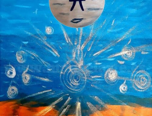 Luna llena en piscis- 14 de septiembre
