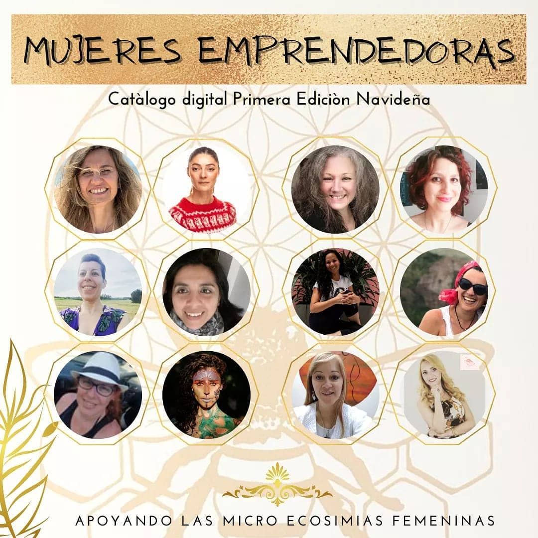 Catalogo Mujeres Emprendedoras