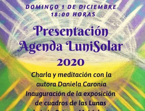 Presentación Agenda LuniSolar 2020